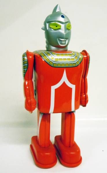 Robots jouets vintages - vintage robot toys Ultra-11