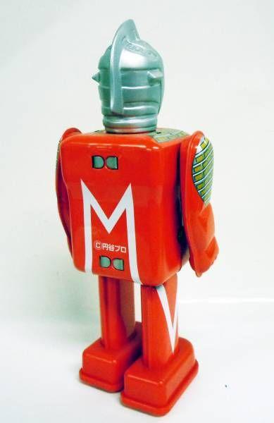 Robots jouets vintages - vintage robot toys Ultra-12