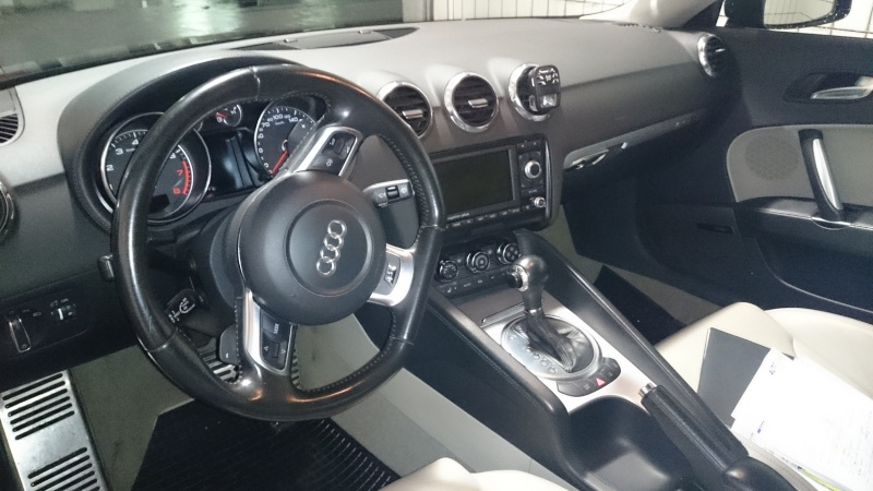 Audi TT 3.2l v6 Dsc_3010