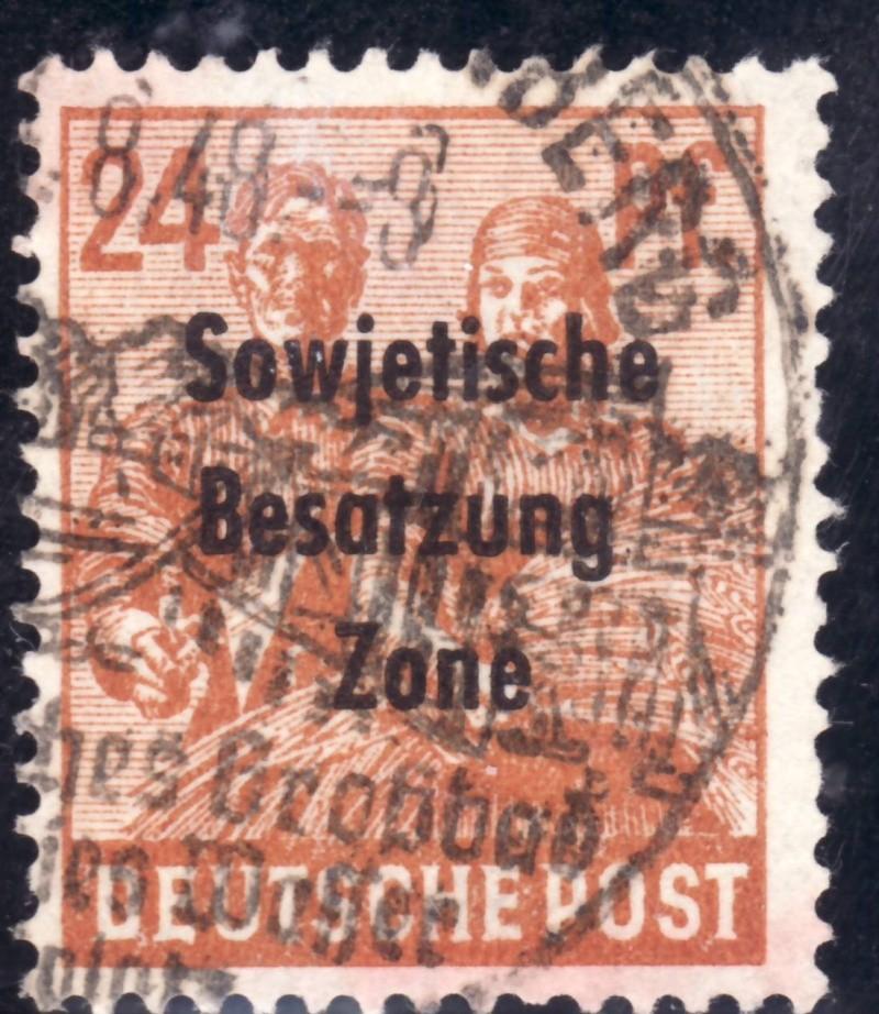 Allgemeine Ausgaben der Sowjetischen Besatzungszone - Seite 2 190-iv10