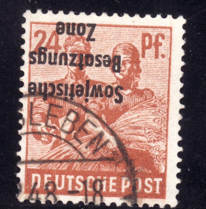 Allgemeine Ausgaben der Sowjetischen Besatzungszone - Seite 2 190-k10