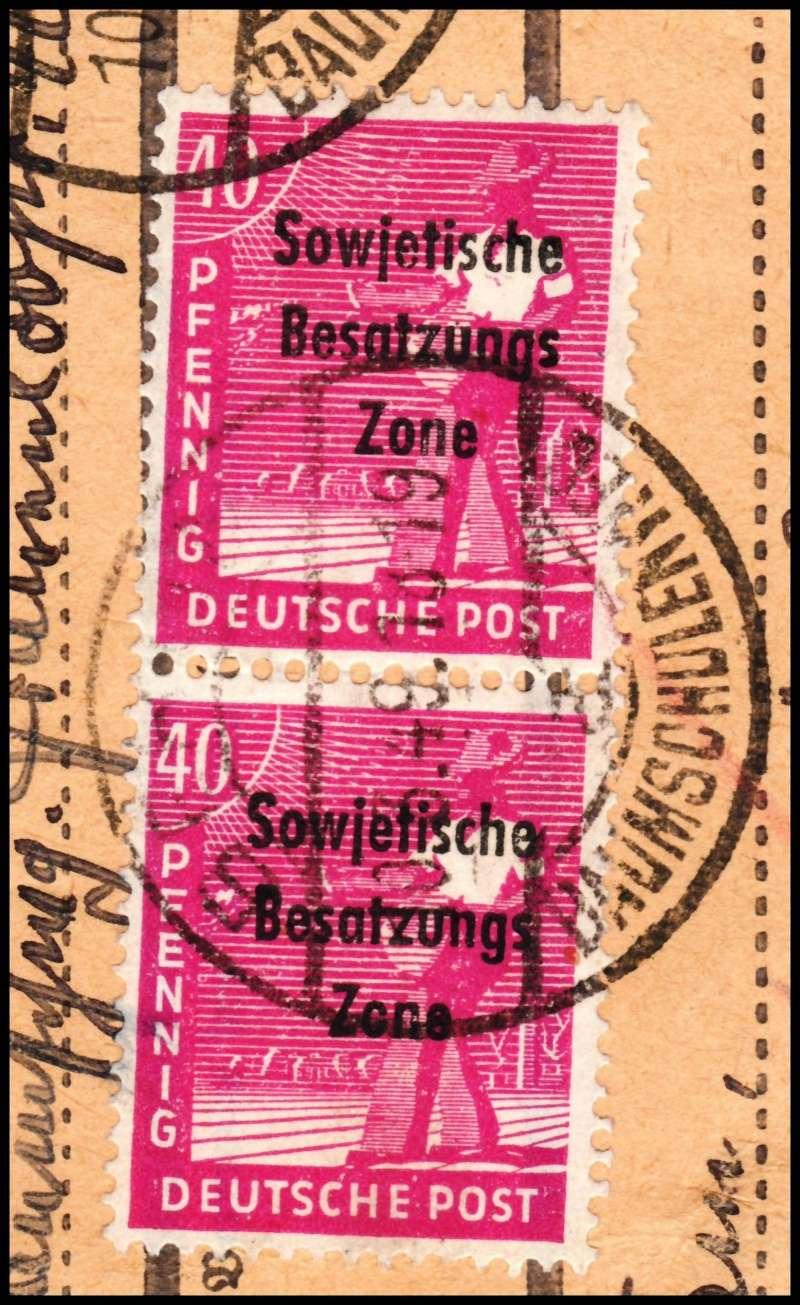 Allgemeine Ausgaben der Sowjetischen Besatzungszone - Seite 2 193-ii10