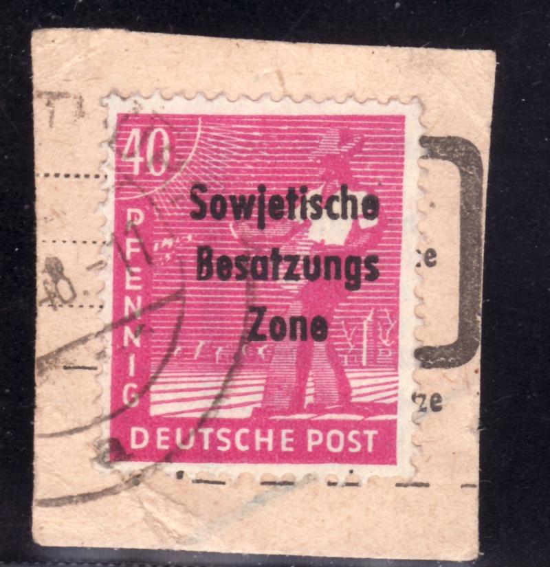Allgemeine Ausgaben der Sowjetischen Besatzungszone - Seite 2 193-ii11