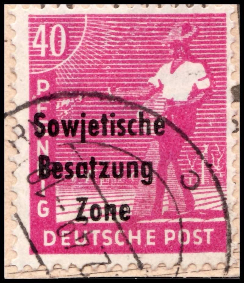 Allgemeine Ausgaben der Sowjetischen Besatzungszone - Seite 2 193-iv10