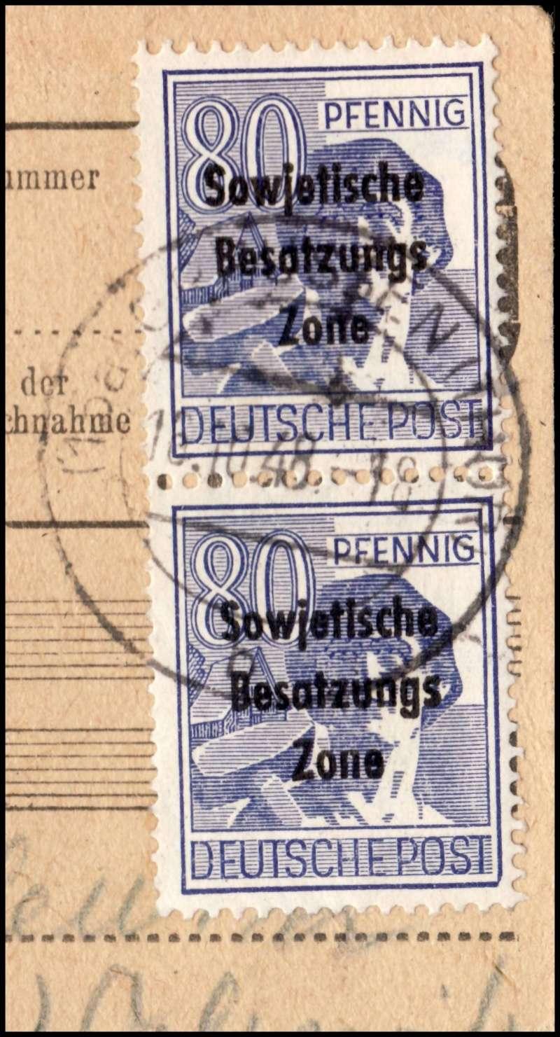 Allgemeine Ausgaben der Sowjetischen Besatzungszone - Seite 2 196iv10