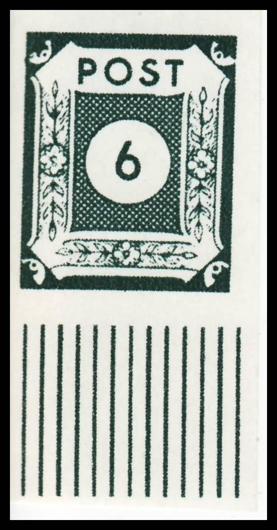 Ost-Sachsen MiNr 43 B I 43-110