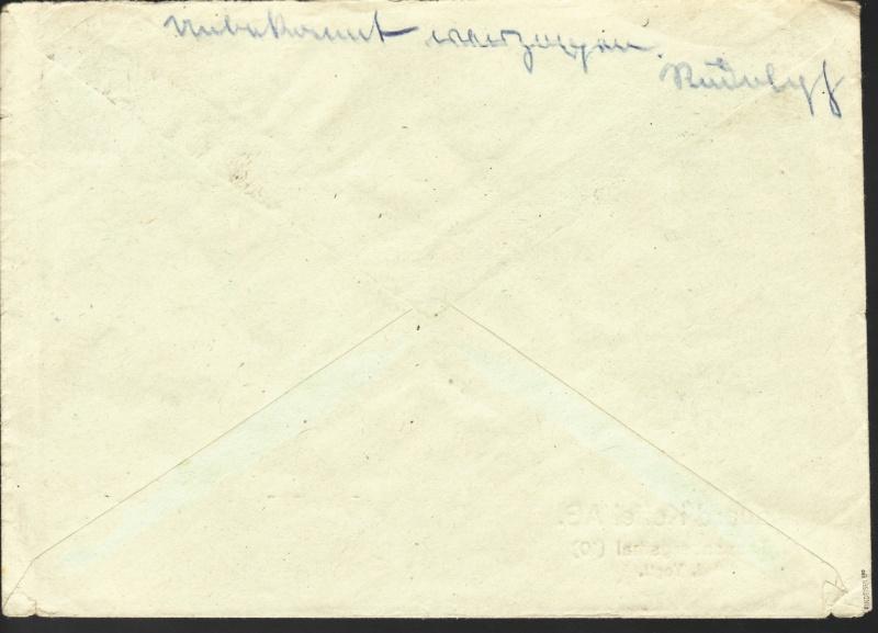Sächsische Schwärzungen -Sowjetische Besatzungszone- Ap827i11