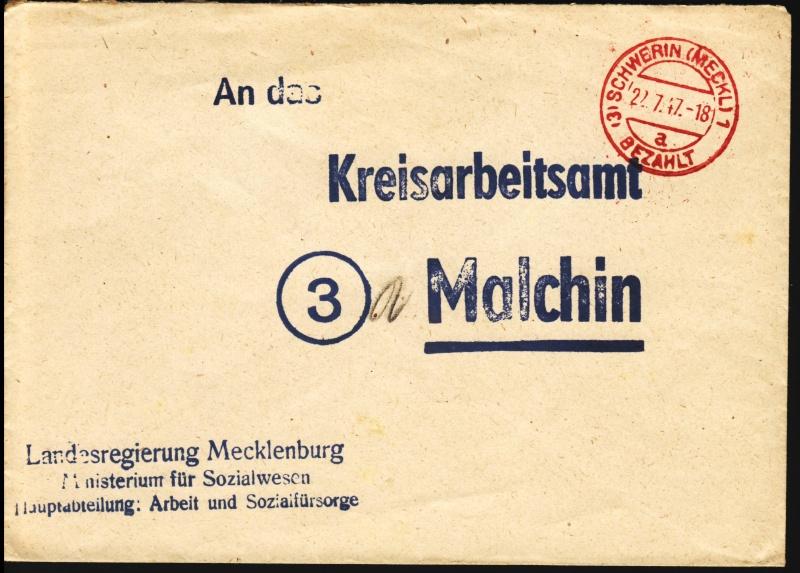 Mecklenburg - Vorpommern (OPD Schwerin) -Sowjetische Besatzungszone - Seite 8 Reg110