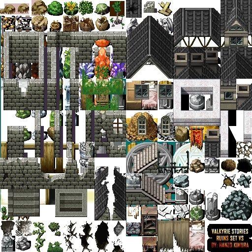 Ressources objets détruits  Ruinst10