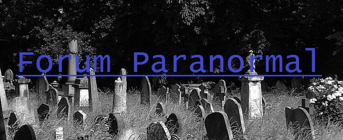 Forum Paranormal