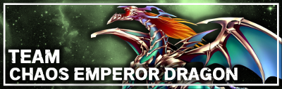 Team Chaos Emperor Dragon
