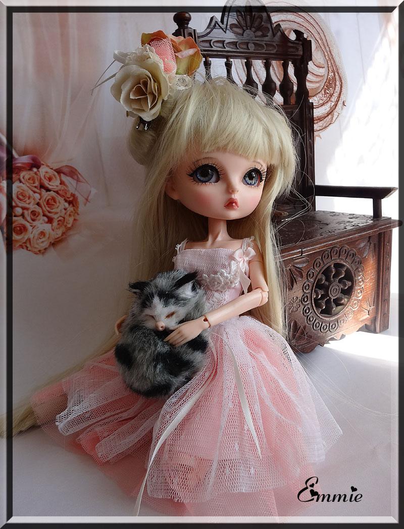 Soom Lila Doll Diablesse Gosty Ghosty et les Pullip  1611