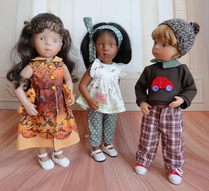 Samira, Oskar , Anouk  et Eline de la famille Minouche  - Page 2 186