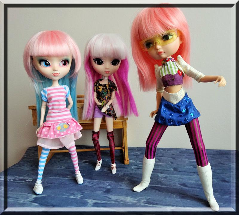 Soom Lila Doll Diablesse Gosty Ghosty et les Pullip  210