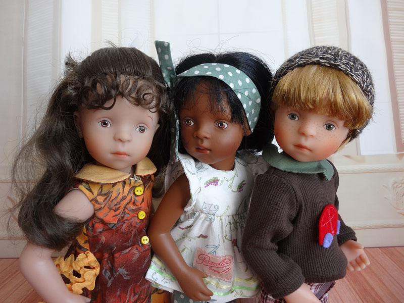 Samira, Oskar , Anouk  et Eline de la famille Minouche  - Page 2 280