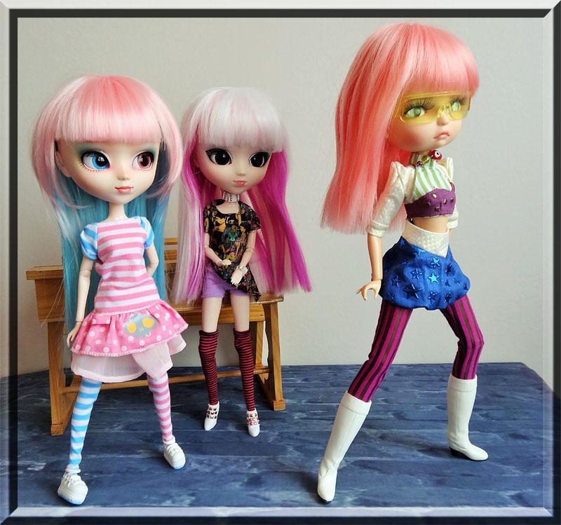 Soom Lila Doll Diablesse Gosty Ghosty et les Pullip  310