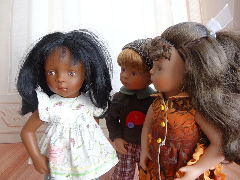 Samira, Oskar , Anouk  et Eline de la famille Minouche  - Page 2 365
