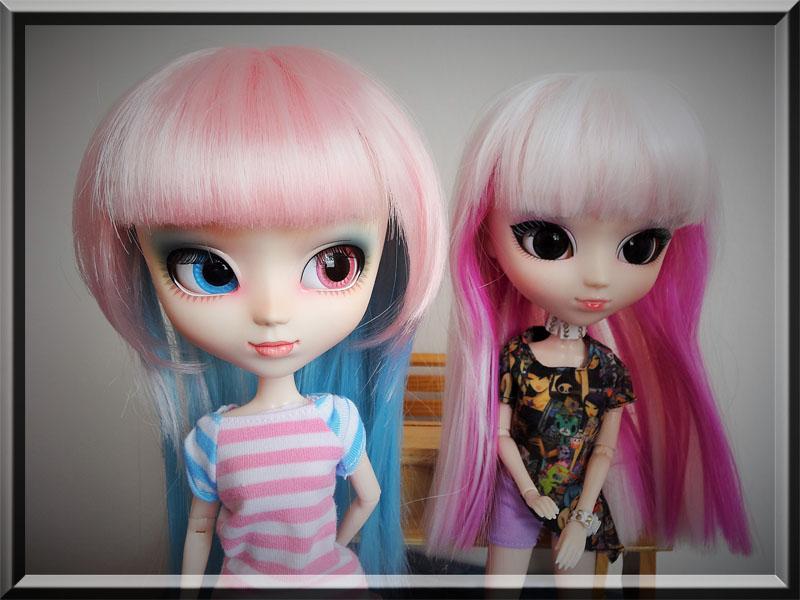 Soom Lila Doll Diablesse Gosty Ghosty et les Pullip  412