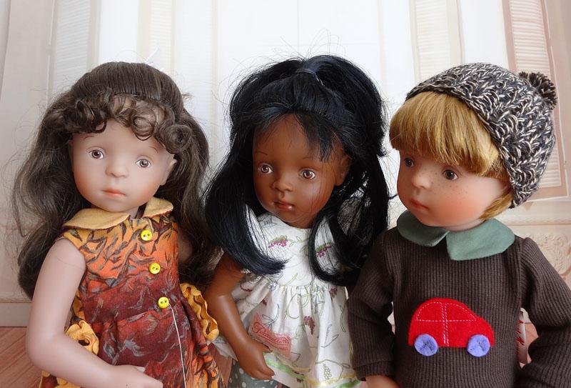 Samira, Oskar , Anouk  et Eline de la famille Minouche  - Page 2 451