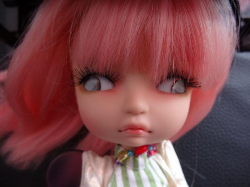 Soom Lila Doll Diablesse Gosty Ghosty et les Pullip  510
