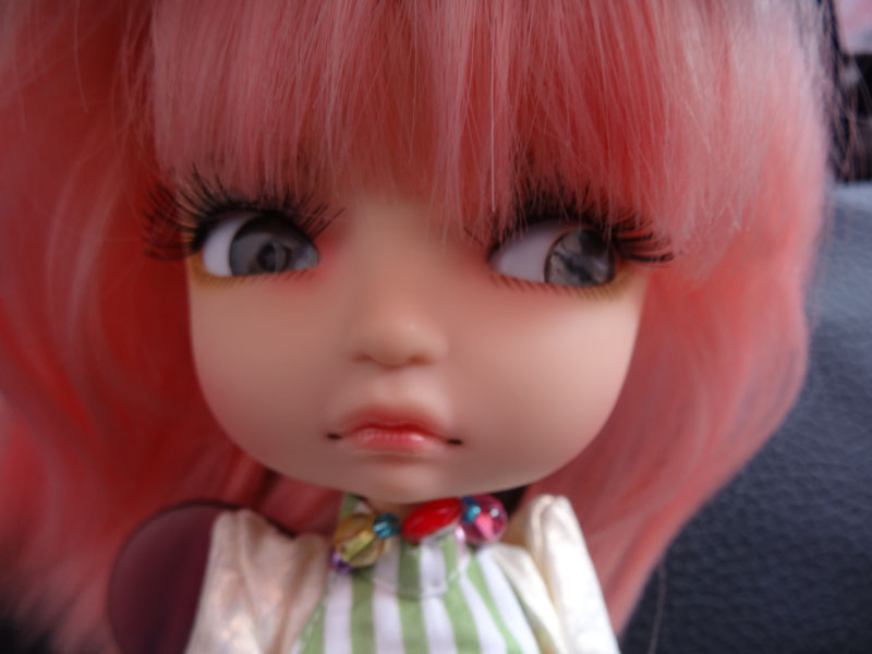 Soom Lila Doll Diablesse Gosty Ghosty et les Pullip  610