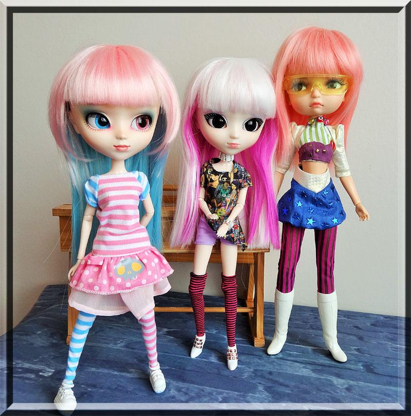 Soom Lila Doll Diablesse Gosty Ghosty et les Pullip  611