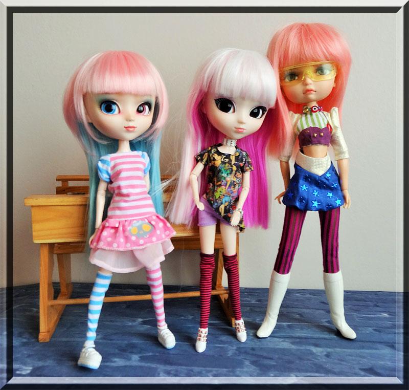 Soom Lila Doll Diablesse Gosty Ghosty et les Pullip  711