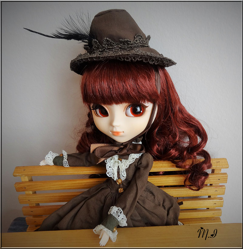 Soom Lila Doll Diablesse Gosty Ghosty et les Pullip  812