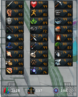 What are your Runescape Goals? 2015-010