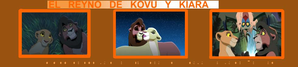 El Reino de Kovu y Kiara