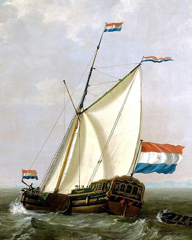 Yacht Mary 1660 (mamoli kit modificato) 1dutch10