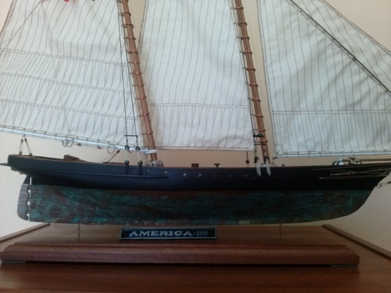 Yacht Amercia 1851 (terminato lo scorso anno) Cam00411