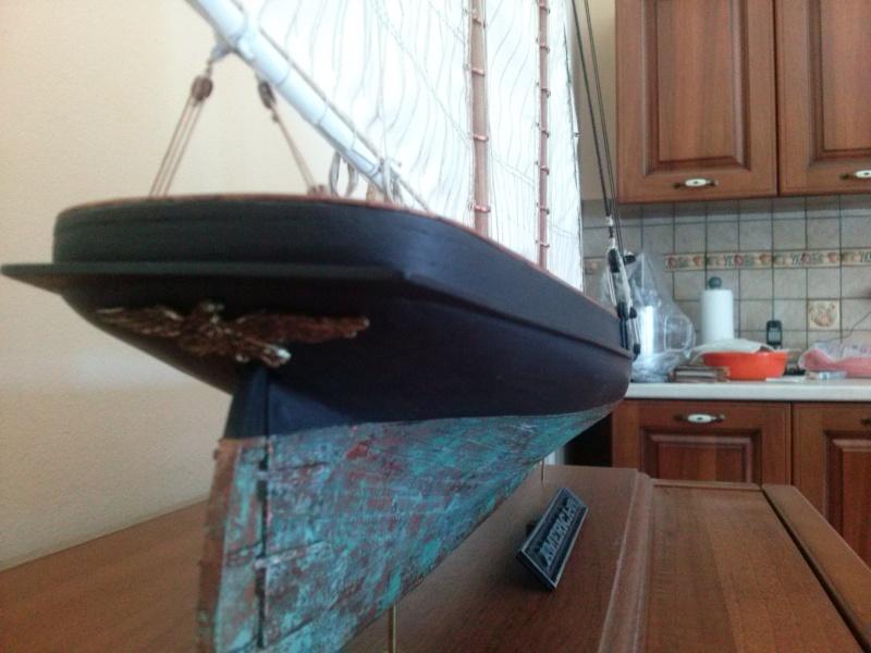 Yacht Amercia 1851 (terminato lo scorso anno) Cam00414