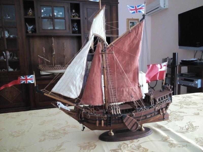 Yacht Mary 1660 (mamoli kit modificato) Img_2022