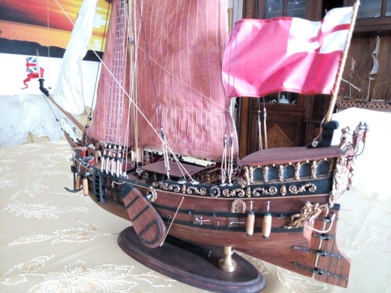 Yacht Mary 1660 (mamoli kit modificato) Img_2023