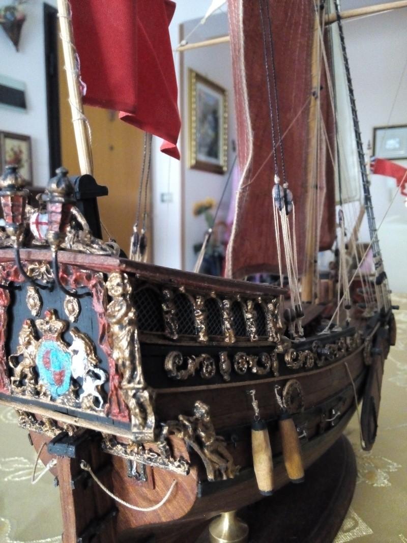Yacht Mary 1660 (mamoli kit modificato) Img_2025