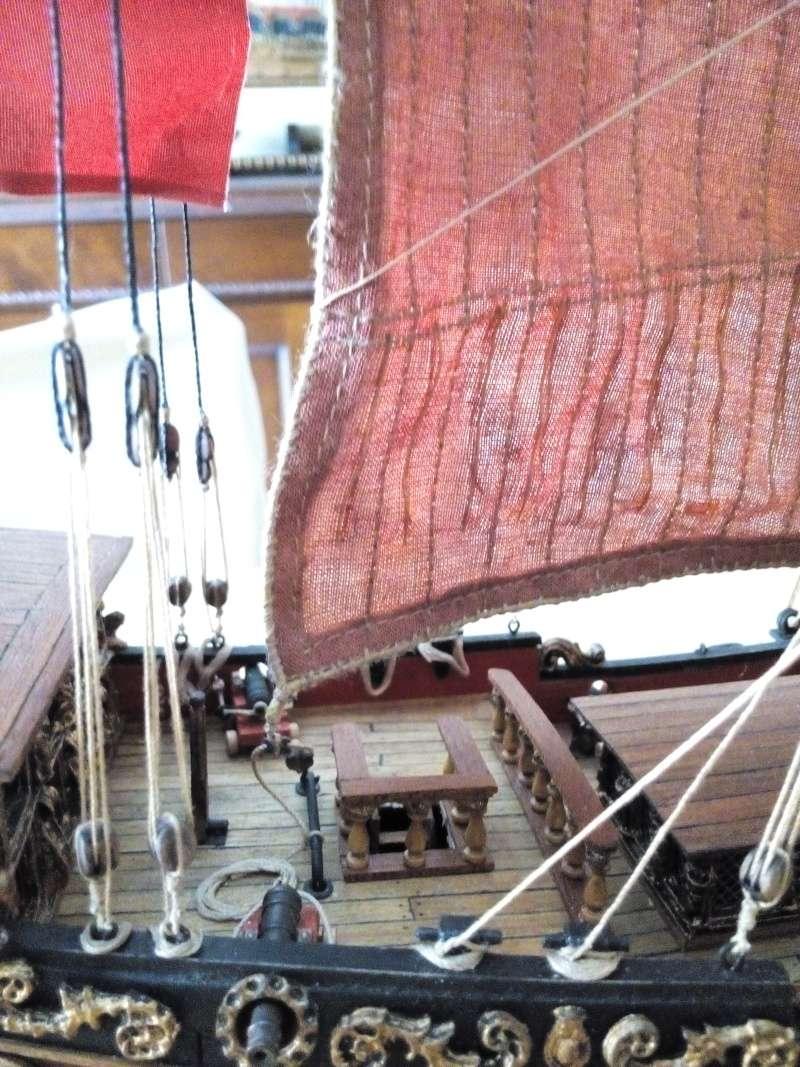 Yacht Mary 1660 (mamoli kit modificato) Img_2026