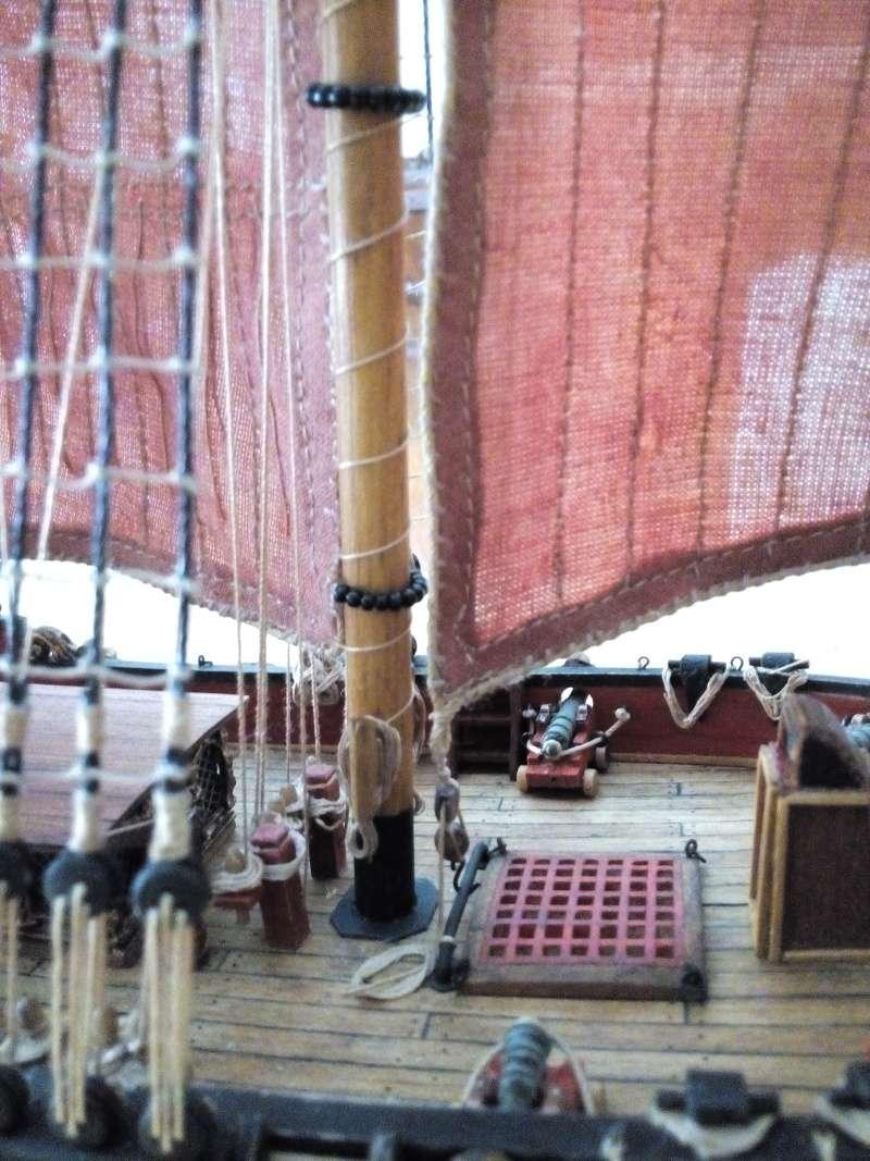 Yacht Mary 1660 (mamoli kit modificato) Img_2027