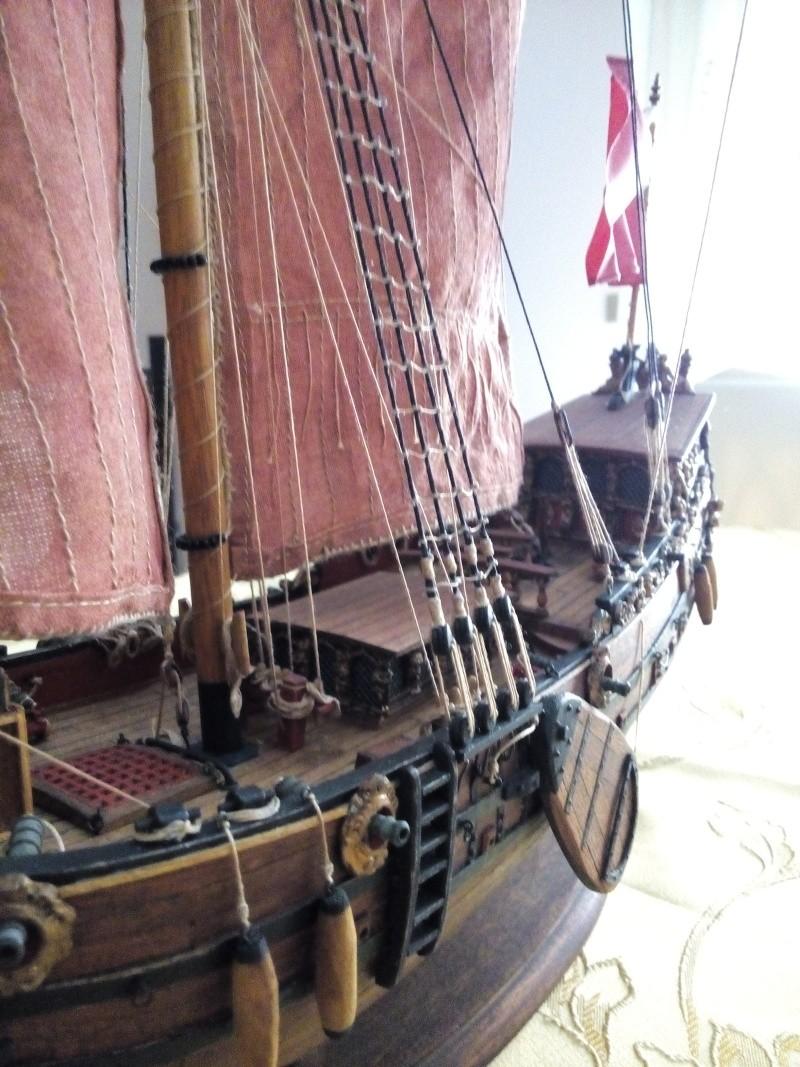 Yacht Mary 1660 (mamoli kit modificato) Img_2028