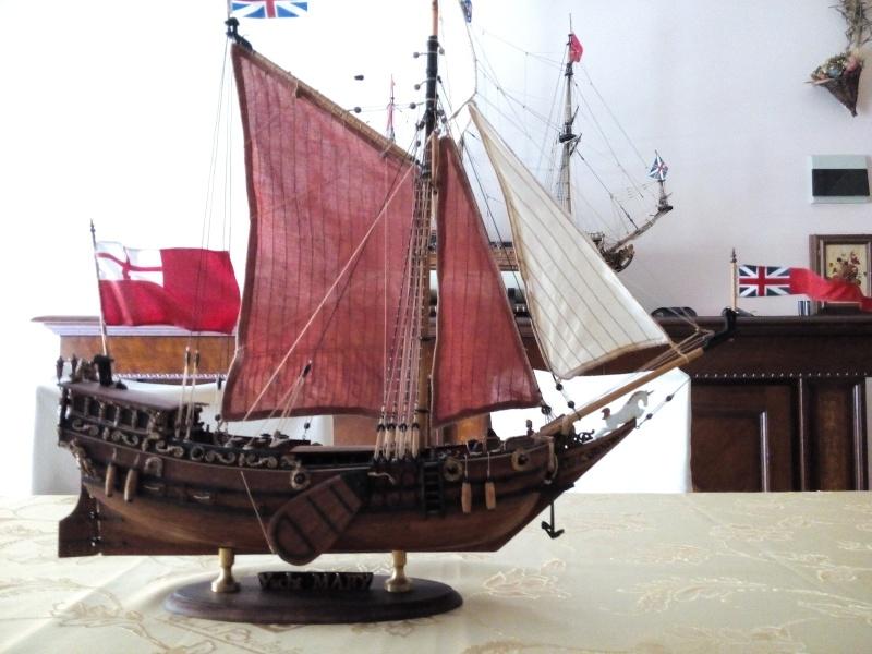 Yacht Mary 1660 (mamoli kit modificato) Img_2029