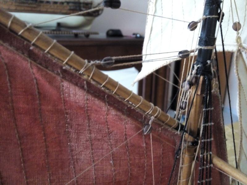 Yacht Mary 1660 (mamoli kit modificato) Img_2030