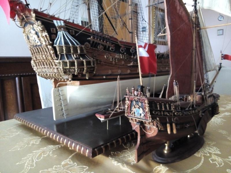 Yacht Mary 1660 (mamoli kit modificato) Img_2032