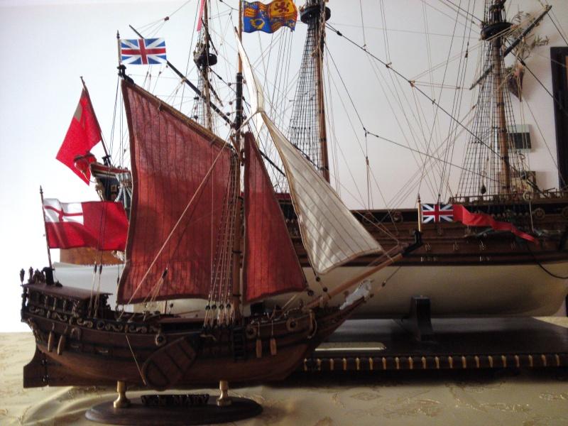 Yacht Mary 1660 (mamoli kit modificato) Img_2033