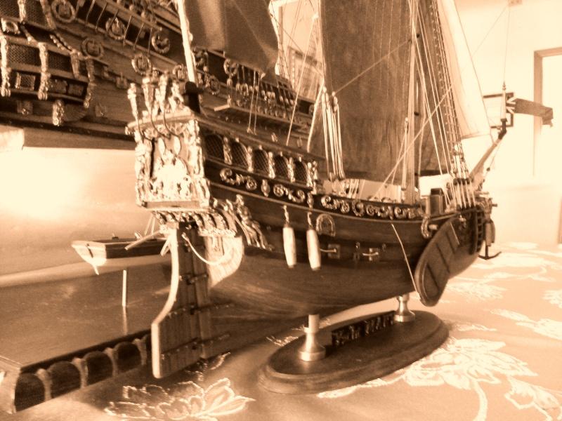 Yacht Mary 1660 (mamoli kit modificato) Img_2036