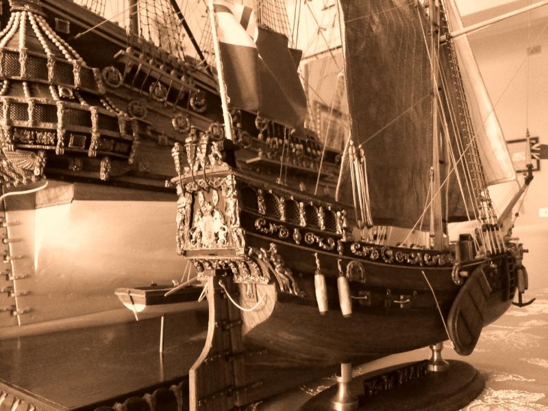 Yacht Mary 1660 (mamoli kit modificato) Img_2037