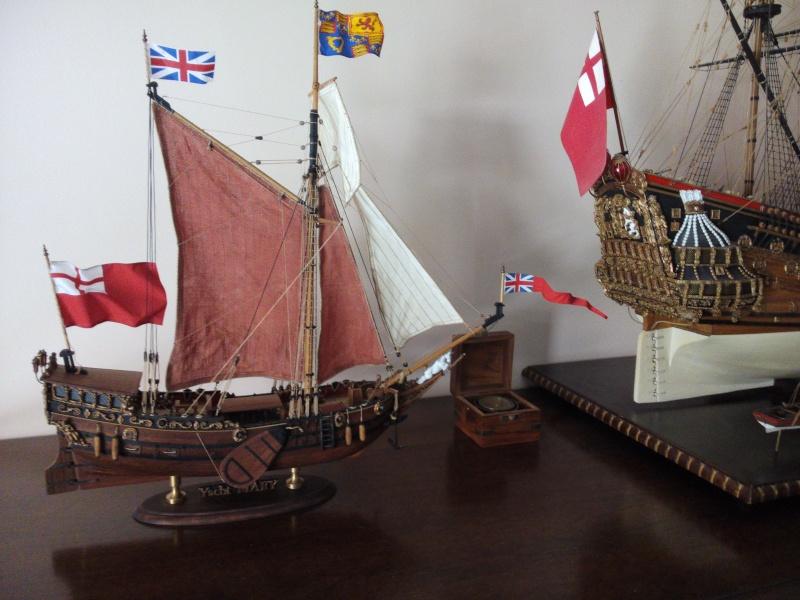 Yacht Mary 1660 (mamoli kit modificato) Img_2039