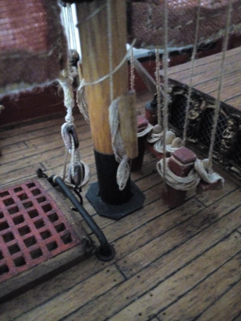 Yacht Mary 1660 (mamoli kit modificato) Img_2048
