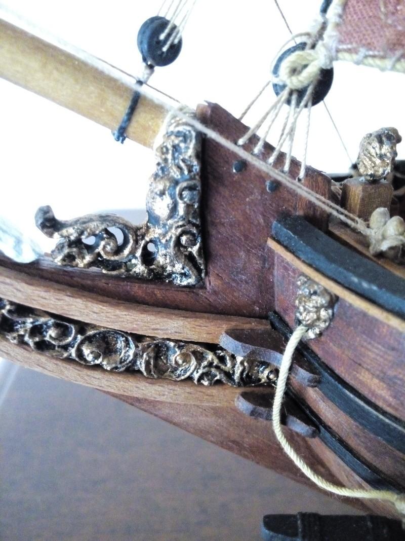 Yacht Mary 1660 (mamoli kit modificato) Img_2050