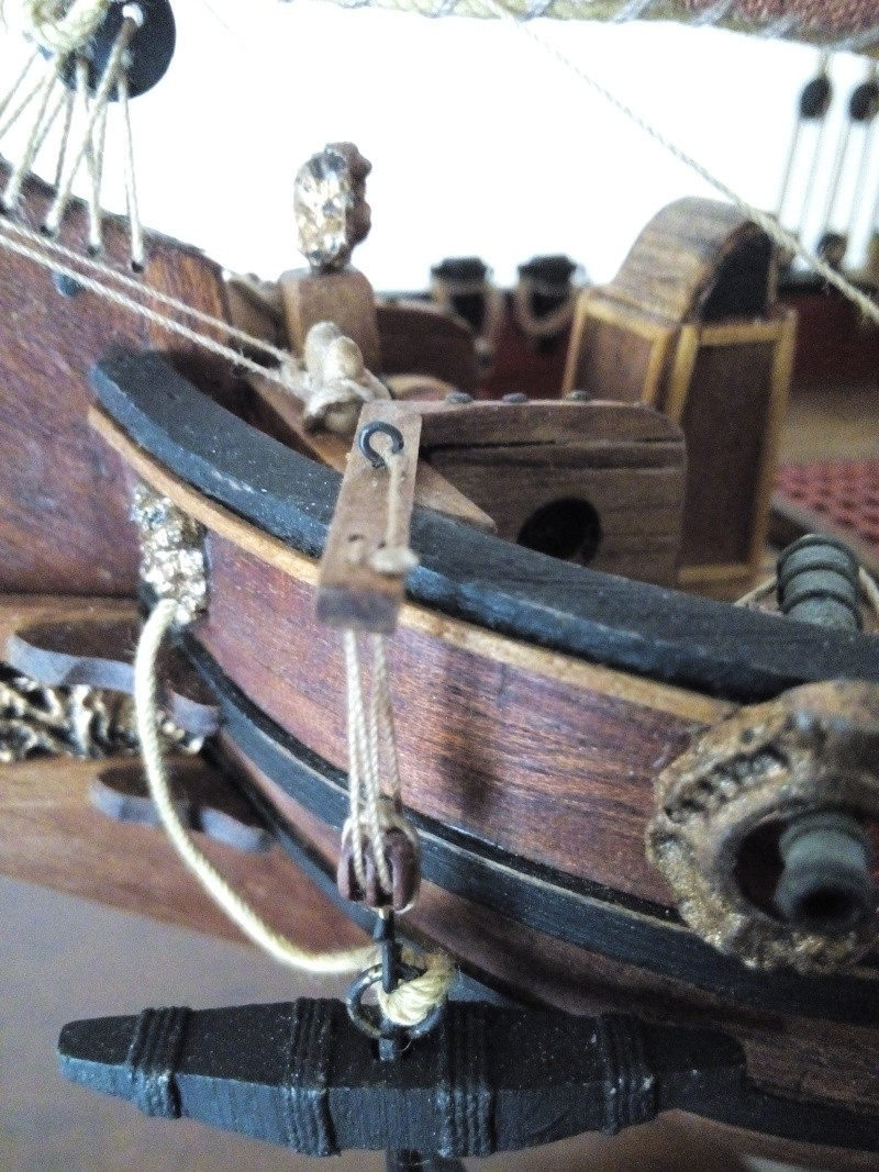 Yacht Mary 1660 (mamoli kit modificato) Img_2051