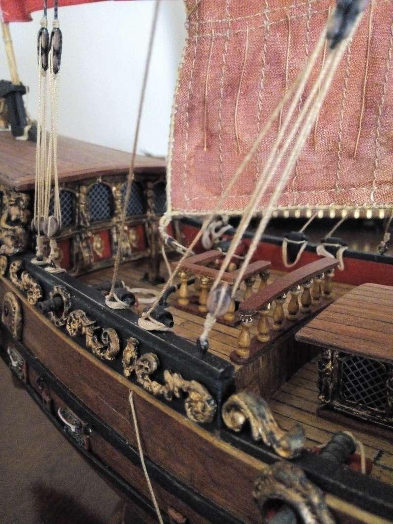 Yacht Mary 1660 (mamoli kit modificato) Img_2054